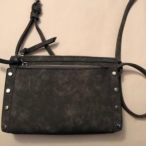 Violet Ray Gray Handbag